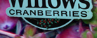 Home Willows Cranberries Logo